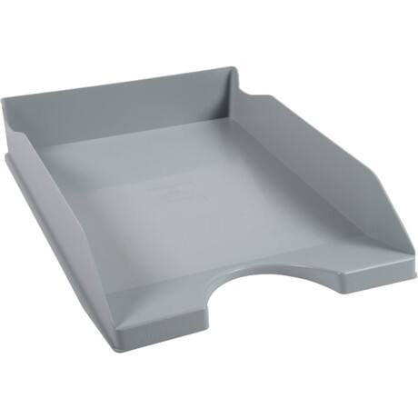 Office Depot letter tray grey