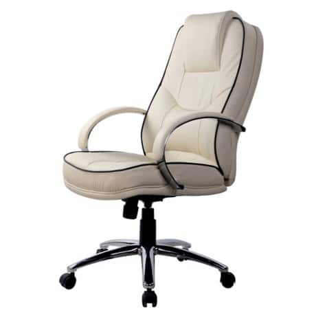 Realspace Executive Chair Rome2 basic tilt Cream