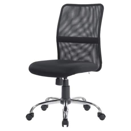 Niceday Ness Mesh Office Chair in Black