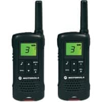 Motorola TLKR T60 two way radio twin pack