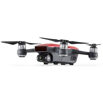 dji Drone Spark Fly More Combo 14.3 x 14.3 x 5.5 cm Red