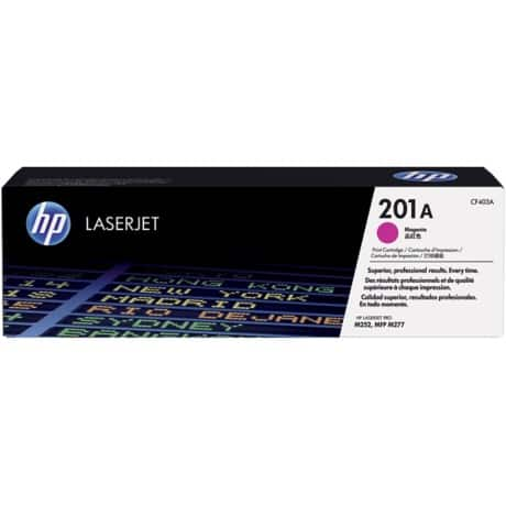 HP 201A Original Toner Cartridge CF403A Magenta