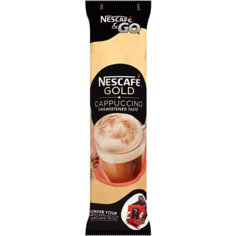 Nescafé Instant Coffee Nescafe & Go 8 pieces of 17.5 g