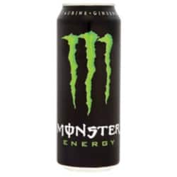Monster Energy cans 500 ml pack 12