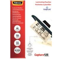 Fellowes Laminating Pouches 53074 Clear A4 21.6 x 30.3 cm Pack of 100