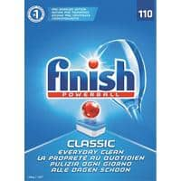 Finish Dishwasher Tablets Pack of 110