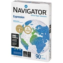 Navigator Expression Paper A3 90gsm White 500 Sheets