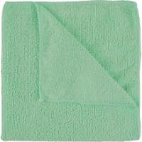 Robert Scott Cleaning Cloths Microfibre Green 10 Pieces