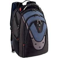 Wenger Backpack Swissgear Ibex 17 Inch 48 x 25 x 38 cm Blue, Black