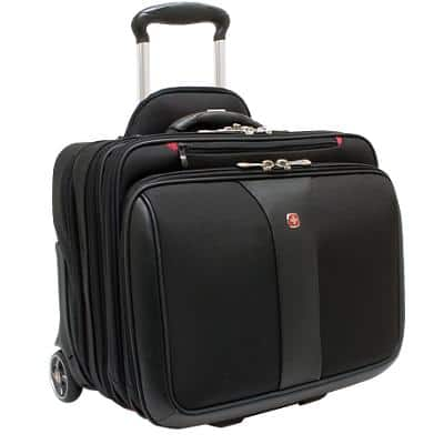 Wenger Travel Bag 600662 17 Inch Polyester Black 31 x 43 x 41 cm