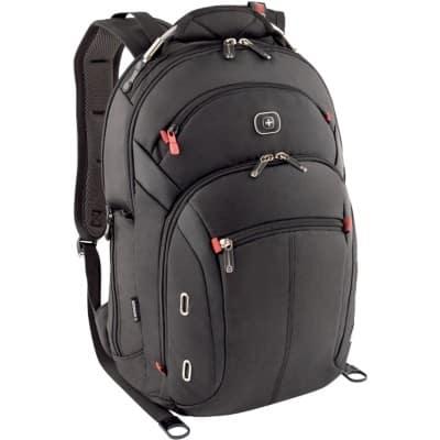 e1acb572988ed Wenger Backpack Gigabyte 15.4 Inch 38 x 45 x 11 cm Black