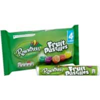 Nestlé Sweets Mulitpack Rowntrees Fruit Pastilles 4 pieces