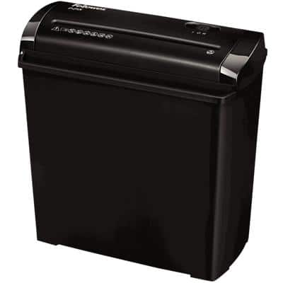 Fellowes Shredder P-25S Strip-Cut Security Level P-1 5 Sheets