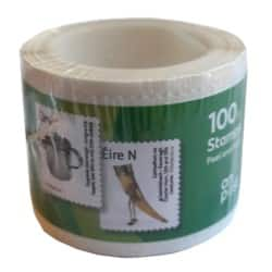 An Post 100 x €1.00 Postage Stamps 100 pieces