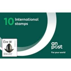 An Post 10 x €1.50 Postage Stamps 10 Pieces