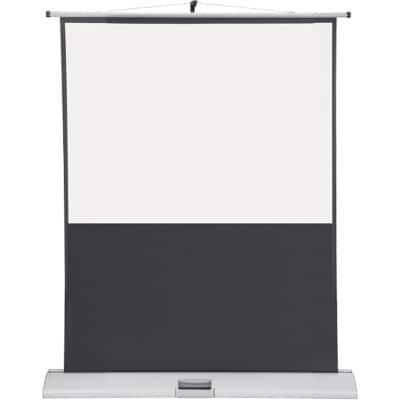 Franken Portable Screen X-tra!Line Grey 90 x 120 cm