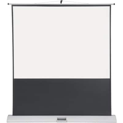 Franken Portable Screen X-tra!Line Grey 120 x 160 cm