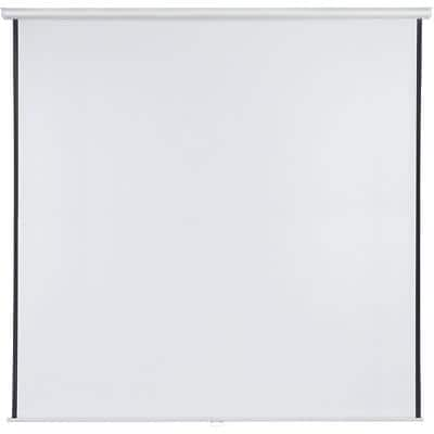 Franken Roll-up Projector Screen X-tra!Line White 240 cm