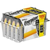 Energizer Batteries Alkaline Power AAA 24 pieces