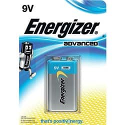 Energizer Battery Eco Advanced 9V