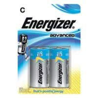 Energizer Batteries Eco Advanced C 2 pieces