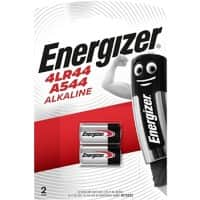 Energizer Batteries Alkaline A544 2 batteries