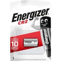 Energizer Battery Lithium CR2