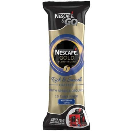 Nescafé Coffee Nescafe & Go 8 pieces of 7.2 g