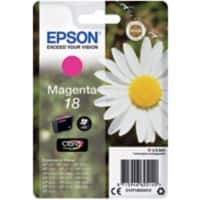 Epson 18 Original Ink Cartridge C13T18034012 Magenta