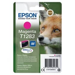 Epson T1283 Original Ink Cartridge C13T12834012 Magenta