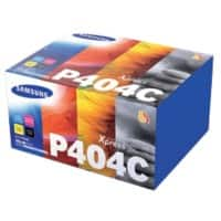 Samsung CLT-P404C Original Toner Cartridge Black & 3 Colours Pack of 4