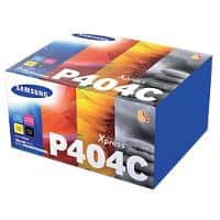 Samsung CLT-P404C Original Toner Cartridge Black & 3 Colours 4 Pieces