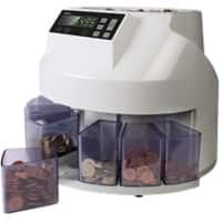Safescan Coin Counter/Sorter/Wrapper 1250 White