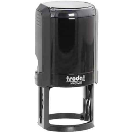 Trodat Round stamp Printy 4642 Self Inking Black 42 mm