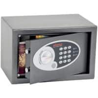 Phoenix Security Safe SS0801E Metallic Graphite 20 x 31 x 20 cm