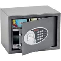 Phoenix Security Safe SS0802E Metallic Graphite 25 x 35 x 25 cm