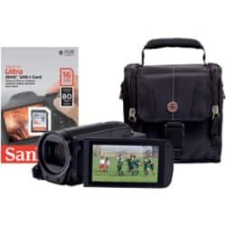 Canon Camcorder Legria HF R76 Kit