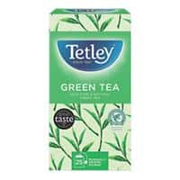 Tetley Green Tea Bags 25 Pieces