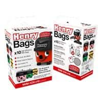 Numatic Dust Bags NVM-1CH Pack of 10