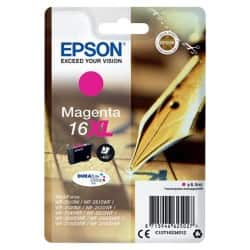 Epson 16XL Original Ink Cartridge C13T16334012 Magenta