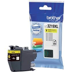 Brother LC3219XLY Original Ink Cartridge Yellow 1