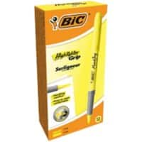 BIC Highlighter 811935 Yellow Pack of 12