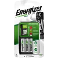 Energizer Maxi AA Battery Charger UK Plug 4.5 V