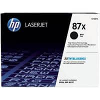 HP 87X Original Toner Cartridge CF287X Black