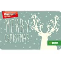One4all Gift Card Xmas White Deer €150 Grey