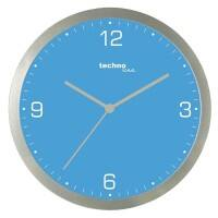 TechnoLine Wall Clock WT9000 30 x 3.3 cm Blue