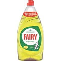 Fairy Washing Up Liquid Original Lemon 780 ml