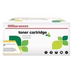 Office Depot Compatible HP 83A Toner Cartridge cf283a Black