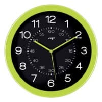 Gloss by CEP Wall Clock 820G 30 x 4.5 cm Green
