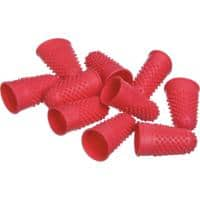 Office Depot Finger Cones Red 12 Pieces